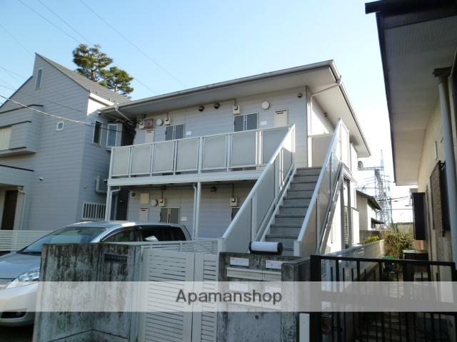 東京都小金井市、武蔵境駅徒歩19分の築44年 2階建の賃貸アパート