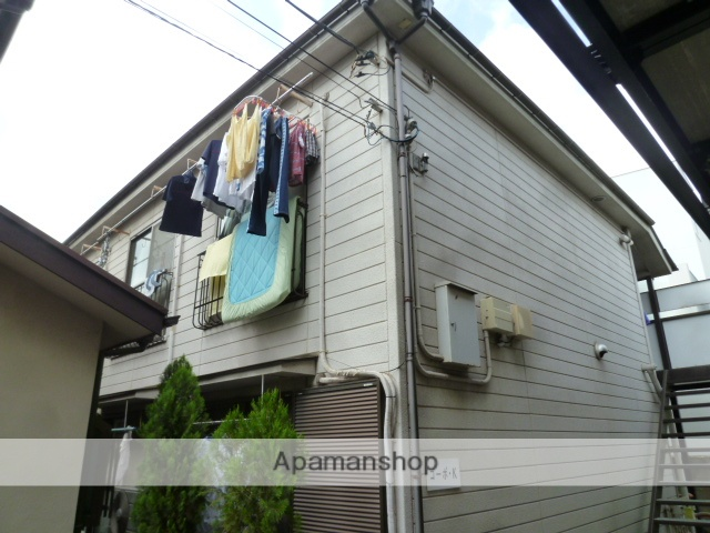東京都武蔵野市、吉祥寺駅徒歩12分の築23年 2階建の賃貸アパート