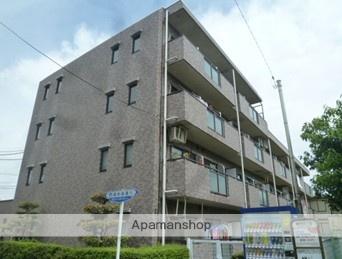 東京都小金井市、東小金井駅徒歩16分の築20年 4階建の賃貸マンション