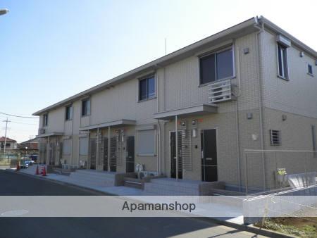 東京都西東京市、武蔵境駅徒歩24分の築5年 2階建の賃貸アパート