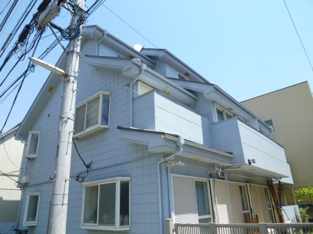 東京都武蔵野市、三鷹駅徒歩20分の築19年 2階建の賃貸アパート