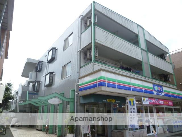 東京都三鷹市、三鷹駅バス15分二中前下車後徒歩1分の築22年 3階建の賃貸マンション