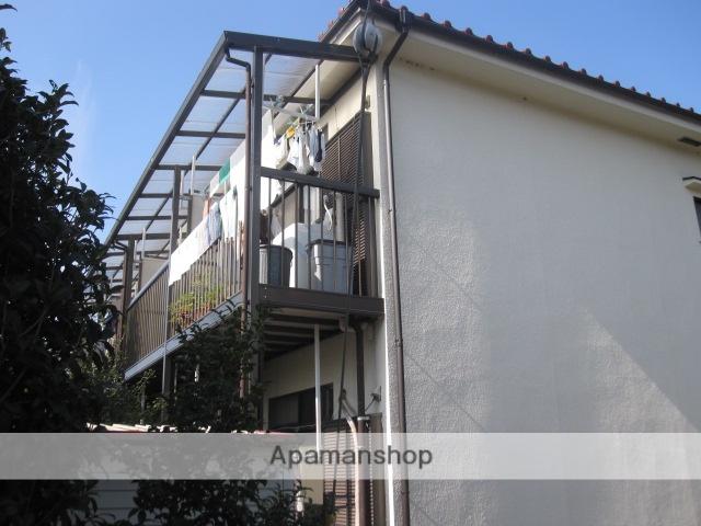 東京都武蔵野市、武蔵境駅徒歩6分の築29年 2階建の賃貸アパート