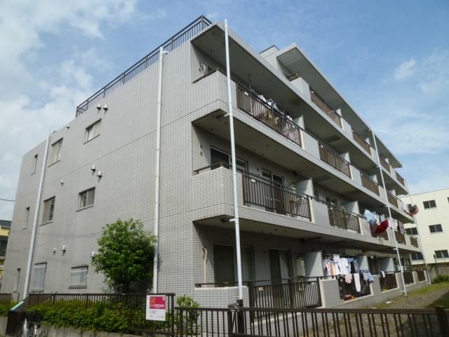 東京都武蔵野市、吉祥寺駅徒歩27分の築29年 4階建の賃貸マンション