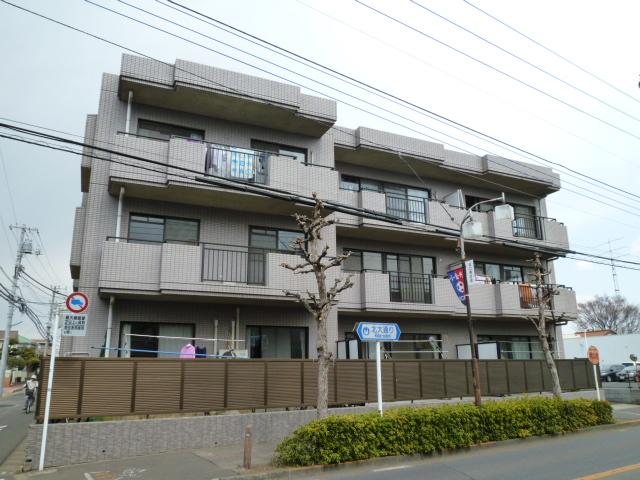 東京都小金井市、東小金井駅徒歩9分の築5年 3階建の賃貸マンション