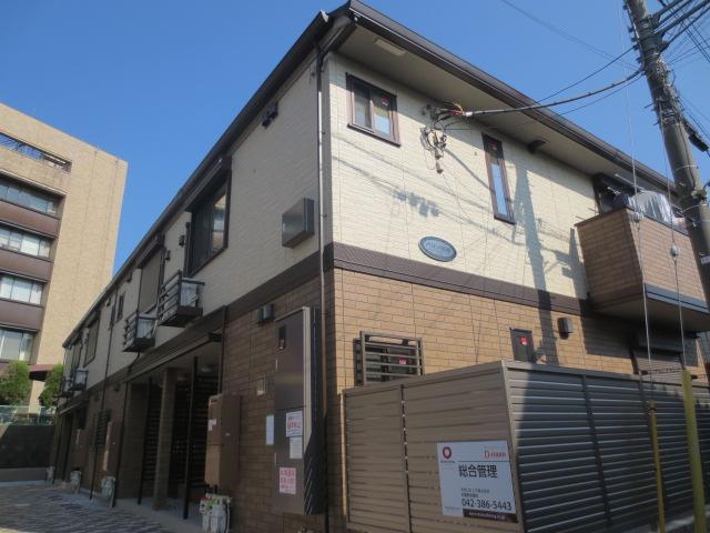 東京都西東京市、西武柳沢駅徒歩22分の築3年 2階建の賃貸アパート