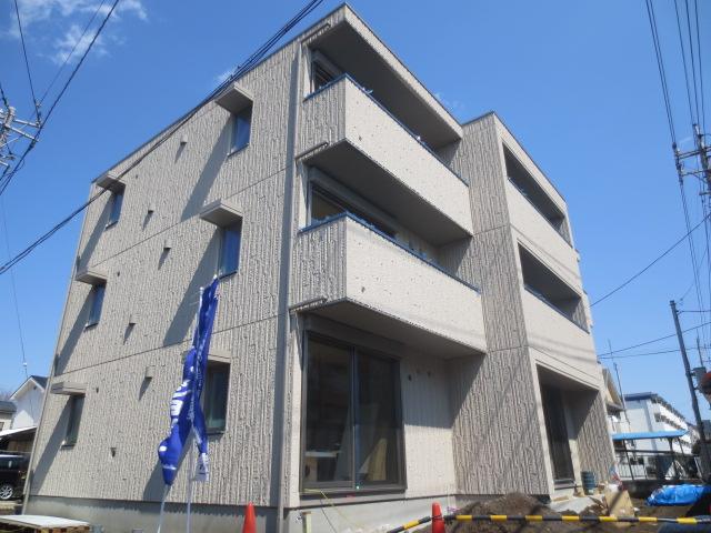 東京都小金井市、東小金井駅徒歩13分の築2年 3階建の賃貸アパート