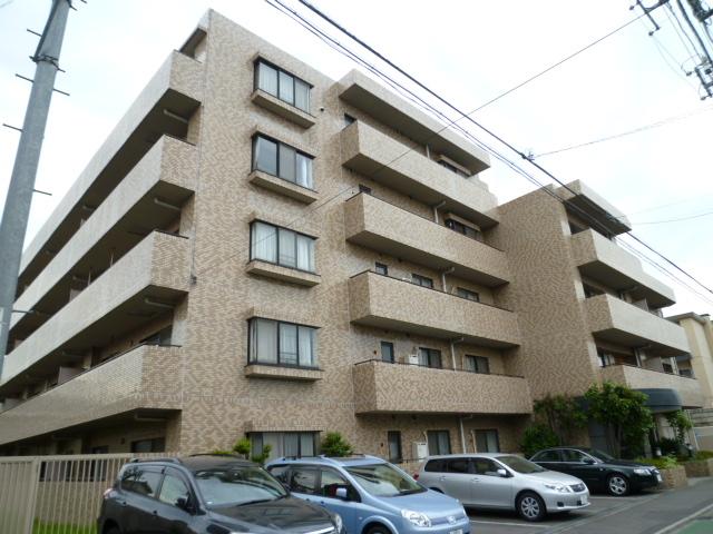 東京都武蔵野市、吉祥寺駅徒歩17分の築27年 5階建の賃貸マンション