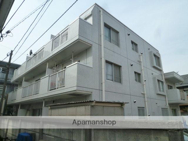 東京都小金井市、東小金井駅徒歩13分の築28年 3階建の賃貸マンション