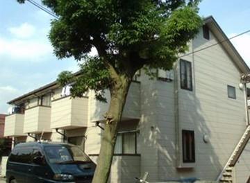 東京都小金井市、武蔵境駅徒歩32分の築18年 2階建の賃貸アパート