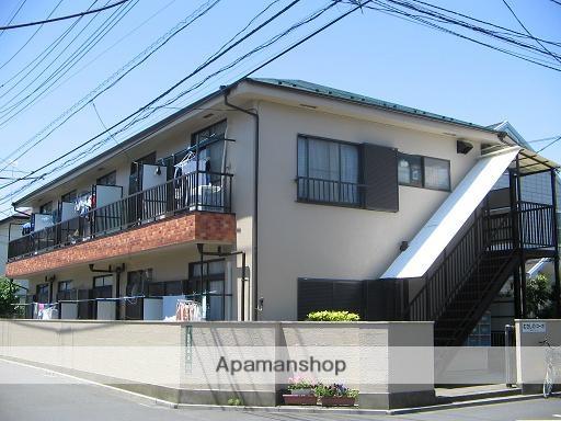 東京都武蔵野市、武蔵境駅徒歩13分の築32年 2階建の賃貸アパート
