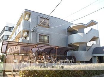 東京都小金井市、東小金井駅徒歩12分の築21年 3階建の賃貸マンション