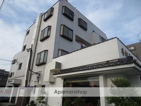 東京都三鷹市、武蔵境駅徒歩20分の築26年 4階建の賃貸マンション