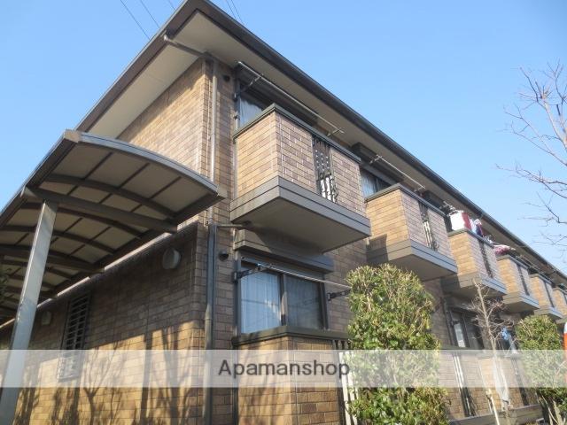 東京都西東京市、武蔵境駅徒歩25分の築13年 2階建の賃貸アパート