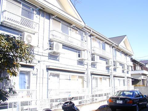 東京都西東京市、武蔵境駅徒歩28分の築27年 2階建の賃貸アパート