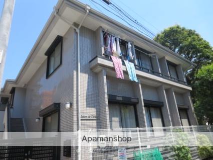 東京都世田谷区、駒沢大学駅徒歩25分の築25年 2階建の賃貸アパート