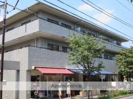 東京都世田谷区、学芸大学駅徒歩19分の築28年 3階建の賃貸マンション