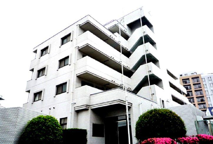 東京都世田谷区、桜新町駅徒歩23分の築30年 5階建の賃貸マンション