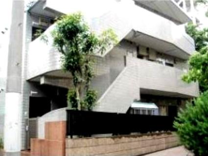 東京都世田谷区、桜新町駅徒歩12分の築32年 3階建の賃貸マンション