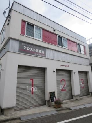 東京都目黒区、学芸大学駅徒歩18分の築8年 2階建の賃貸アパート