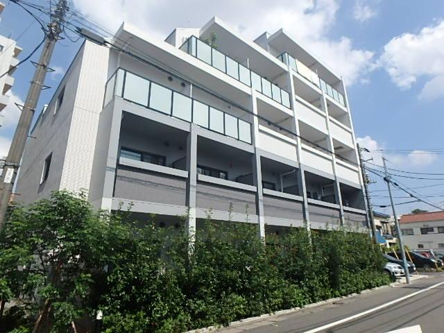 東京都世田谷区、桜新町駅徒歩14分の築2年 5階建の賃貸マンション