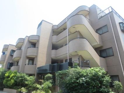 神奈川県川崎市高津区、二子玉川駅徒歩15分の築20年 4階建の賃貸マンション