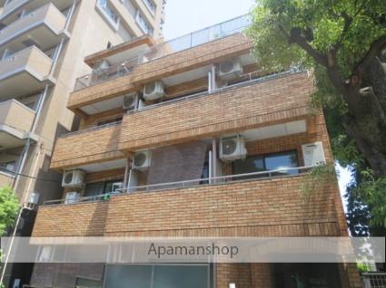東京都世田谷区、三軒茶屋駅徒歩17分の築32年 4階建の賃貸マンション