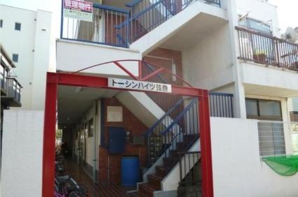 東京都世田谷区、桜新町駅徒歩13分の築35年 3階建の賃貸マンション