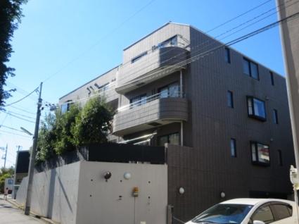 東京都世田谷区、駒沢大学駅徒歩11分の築16年 3階建の賃貸マンション
