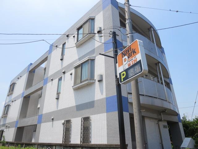 神奈川県川崎市高津区、二子新地駅徒歩5分の築11年 3階建の賃貸マンション