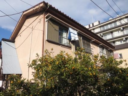 東京都世田谷区、桜新町駅徒歩4分の築44年 2階建の賃貸アパート