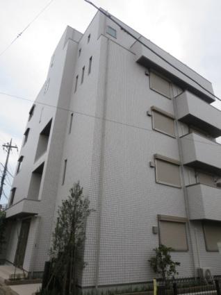 東京都目黒区、学芸大学駅徒歩15分の築1年 5階建の賃貸マンション