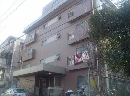 東京都目黒区、神泉駅徒歩18分の築46年 4階建の賃貸マンション