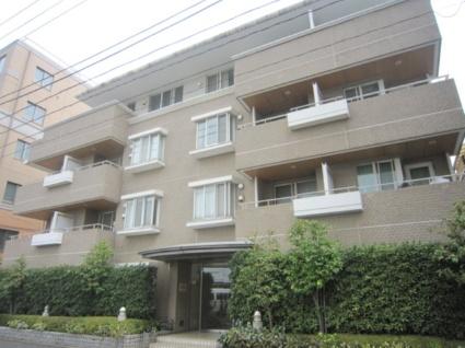 東京都世田谷区、桜新町駅徒歩19分の築20年 4階建の賃貸マンション