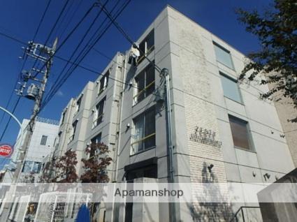 東京都目黒区、三軒茶屋駅徒歩22分の築10年 4階建の賃貸マンション
