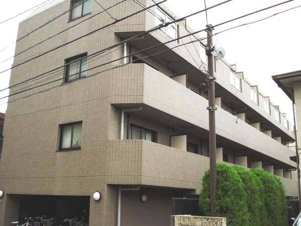 東京都世田谷区、三軒茶屋駅徒歩8分の築17年 5階建の賃貸マンション