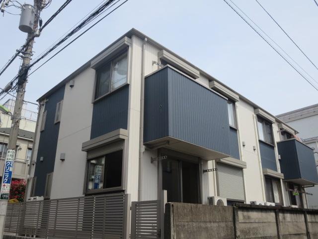 東京都世田谷区、三軒茶屋駅徒歩7分の築9年 2階建の賃貸アパート