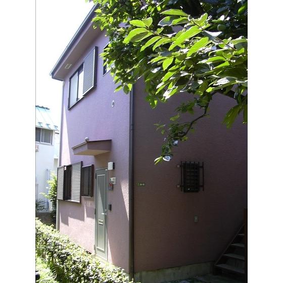 東京都世田谷区、祐天寺駅徒歩12分の築21年 2階建の賃貸アパート