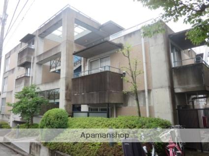 東京都目黒区、都立大学駅徒歩10分の築20年 4階建の賃貸マンション