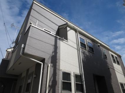 東京都世田谷区、三軒茶屋駅徒歩16分の築3年 2階建の賃貸一戸建て