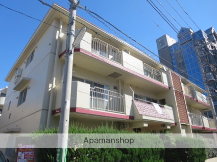 東京都世田谷区、駒沢大学駅徒歩5分の築36年 4階建の賃貸マンション