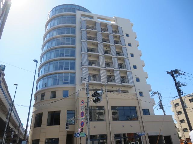 東京都世田谷区、三軒茶屋駅徒歩14分の築1年 10階建の賃貸マンション