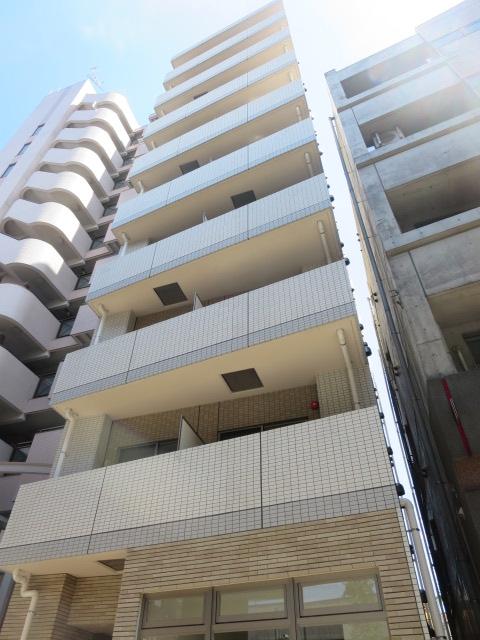 東京都世田谷区、駒沢大学駅徒歩8分の築1年 9階建の賃貸マンション