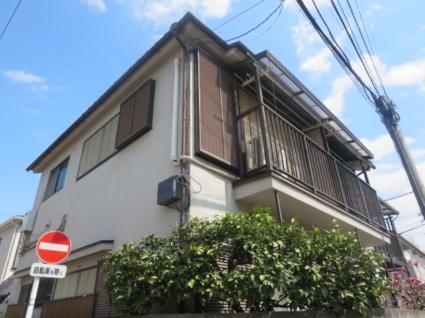東京都世田谷区、駒沢大学駅徒歩17分の築32年 2階建の賃貸アパート