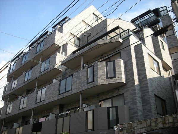東京都世田谷区、池尻大橋駅徒歩22分の築12年 8階建の賃貸マンション