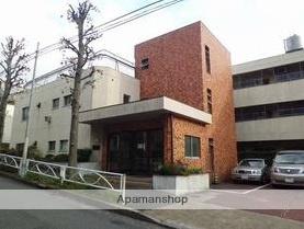 東京都目黒区、都立大学駅徒歩12分の築39年 3階建の賃貸マンション