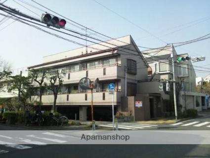 東京都目黒区、学芸大学駅徒歩18分の築23年 2階建の賃貸マンション