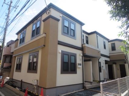 東京都目黒区、学芸大学駅徒歩17分の新築 2階建の賃貸アパート