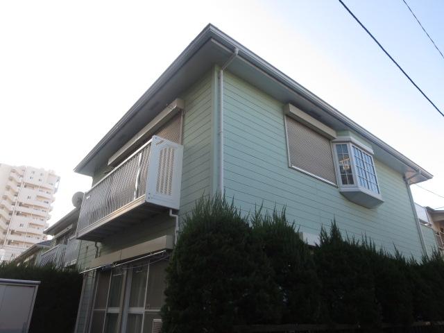 東京都世田谷区、駒沢大学駅徒歩6分の築28年 2階建の賃貸アパート