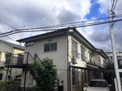 東京都世田谷区、駒沢大学駅徒歩10分の築34年 2階建の賃貸アパート
